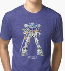 Temjin the Virtuaroid Tri-blend T-Shirt