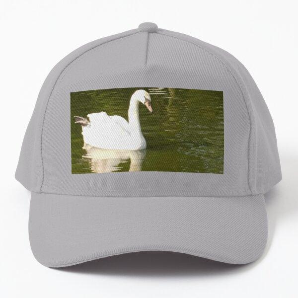 M.I. #55  ☼  Swan - Shot 13 (Pearson Park) Baseball Cap
