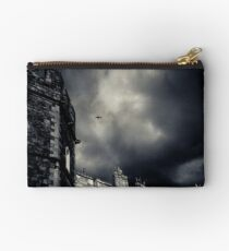 Windsor Castle with aeroplane Studio Pouch