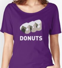 Jelly Donut Women's Relaxed Fit T-Shirt
