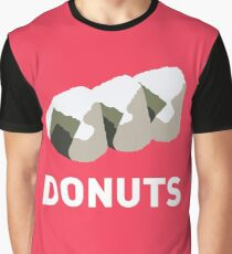 Jelly Donut Graphic T-Shirt