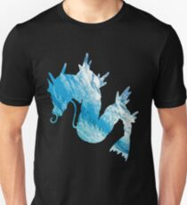 Gyrados used surf T-Shirt