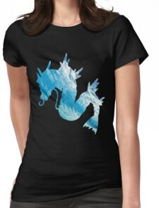Gyrados used surf Womens Fitted T-Shirt