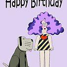Crystal Tipps and Alistair 'Birthday' by Grainwavez