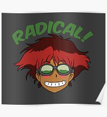 Radical Edward Poster
