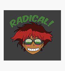 Radical Edward Photographic Print