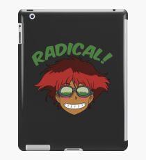 Radical Edward iPad Case/Skin
