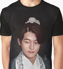 Baek Ah Graphic T-Shirt