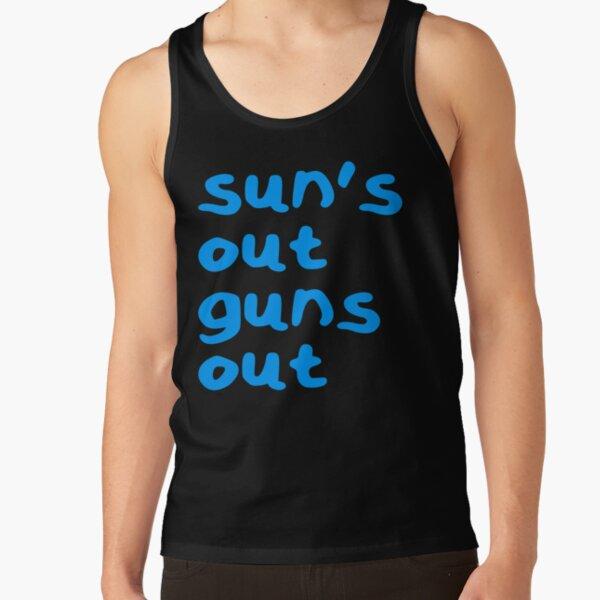 22 Jump Street - Sun's Out Guns Out Tank Top