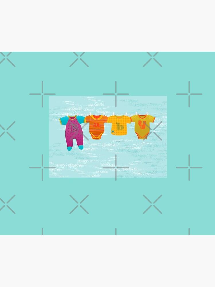 Greeting Card for Baby Boy by rusanovska