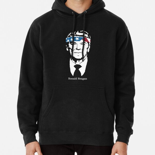 Ronald Reagan for President Pullover Hoodie