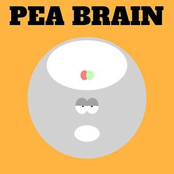 pea brain by bruno1234