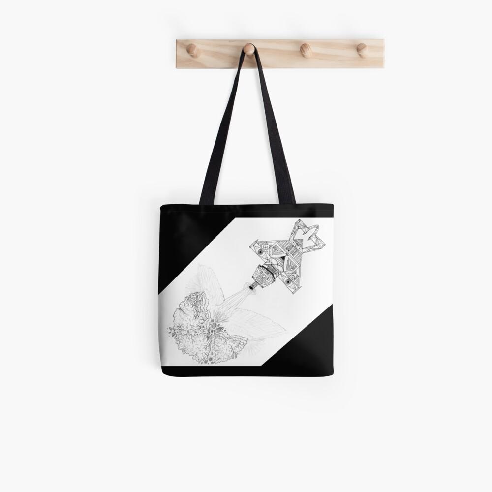 M.I. #3 |☽| Asteroidestroya Tote Bag