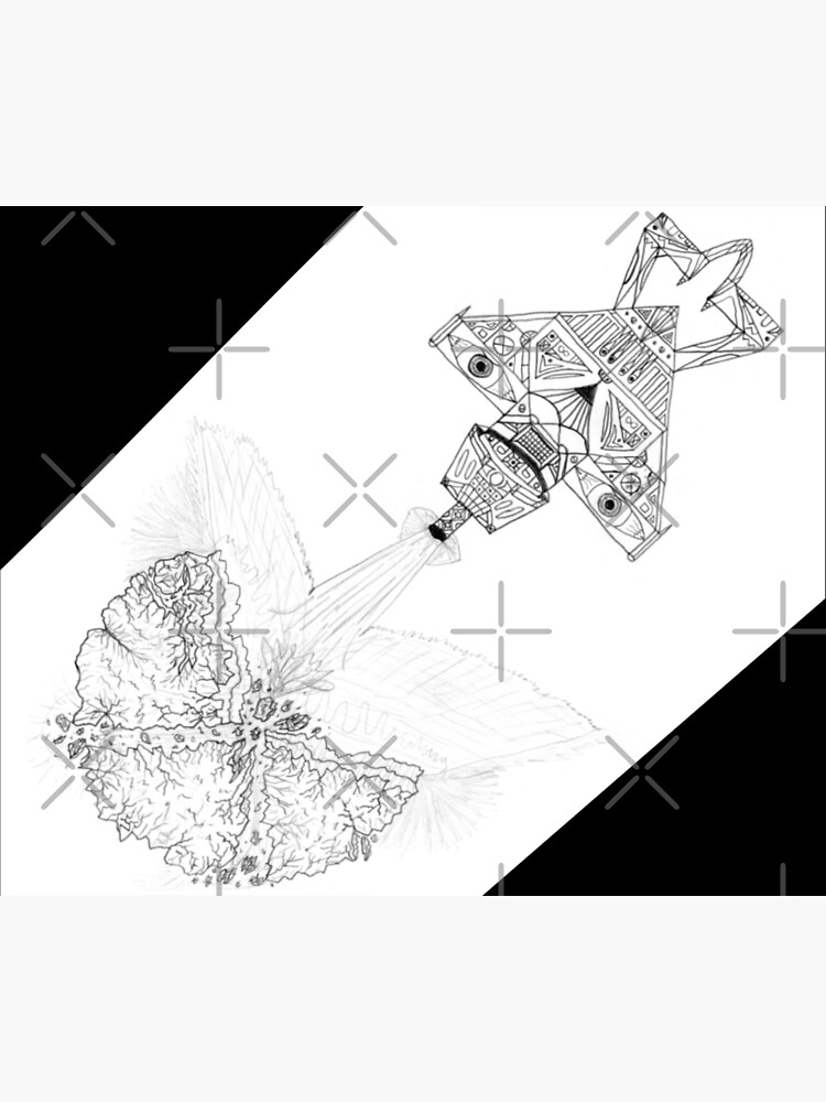 M.I. #3 |☽| Asteroidestroya by Naean