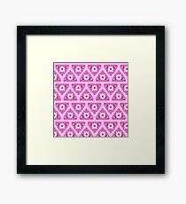 Slip of the Tooth Framed Print