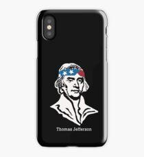 President Thomas Jefferson American Patriot Vintage iPhone Case