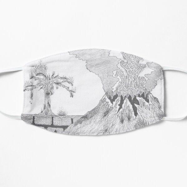 M.I. #36 |☽| Marblava Volcanicity Flat Mask