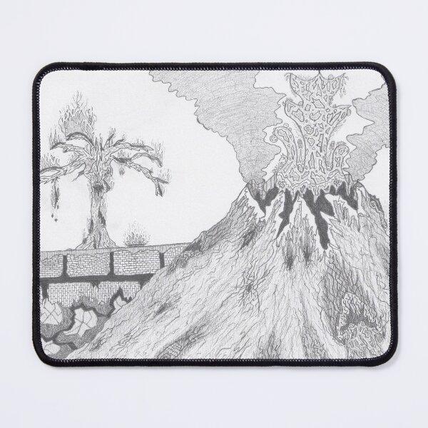 M.I. #36  ☽  Marblava Volcanicity Mouse Pad