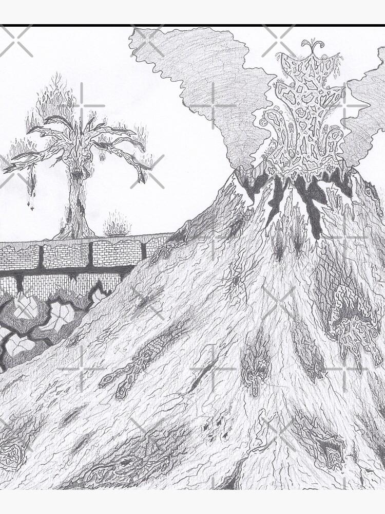 M.I. #36 |☽| Marblava Volcanicity by Naean