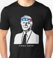 President Jimmy Carter American Patriot Vintage T-Shirt