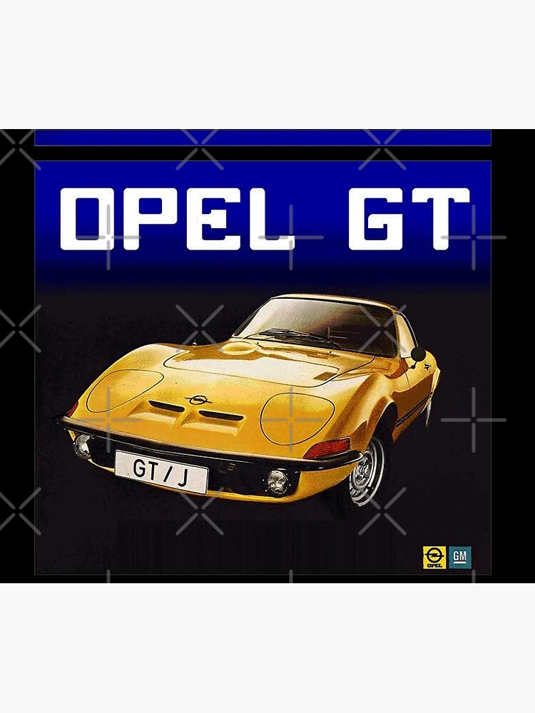 Opel Gt von Centuryvault