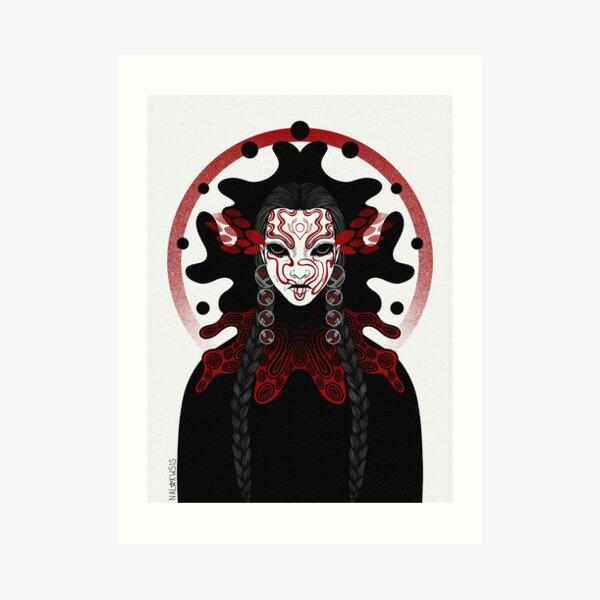 Royal Art Print