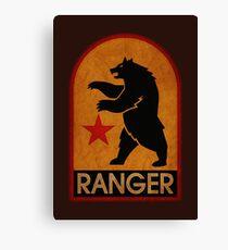 NCR Ranger Canvas Print