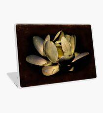 Dark Sacred Lotus Laptop Skin