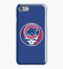 Grateful Cubs iPhone Case/Skin