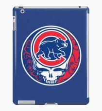 Grateful Cubs iPad Case/Skin