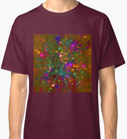 Autumn #fractal art Classic T-Shirt