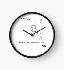 Little Lunch: The Principal's Office Clock