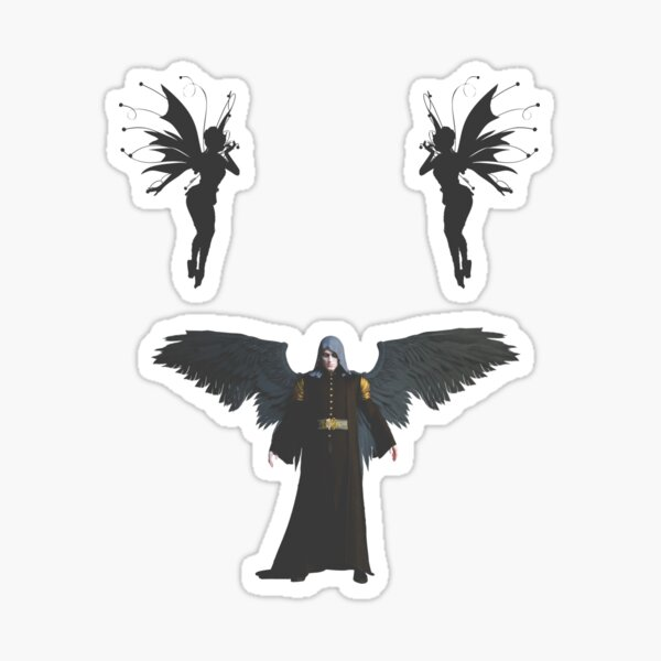 Prince of Angels Sticker