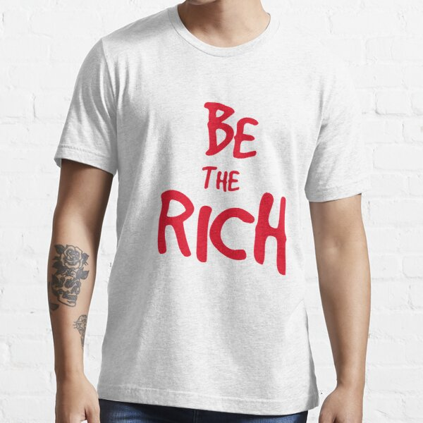 Be the rich, funny AOC tax the rich dress satire Essential T-Shirt
