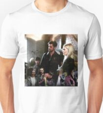 Family Time Fighting Crime Unisex T-Shirt