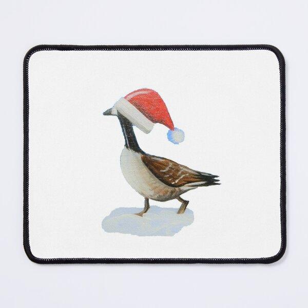 Christmas Goose Mouse Pad