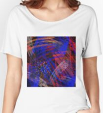 Abstract 190 Women's Relaxed Fit T-Shirt
