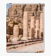 Jordan, Petra, UNESCO World Heritage Site iPad Case/Skin