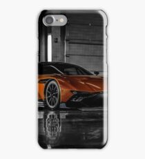 Aston Martin Vulcan - Shot on Location at the Silverstone F1 Circuit iPhone Case/Skin