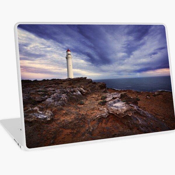 Evening storm at Cape Nelson - Portland Laptop Skin