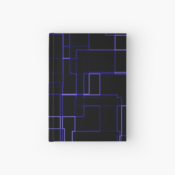 Neon is the Future Hardcover Journal
