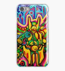 mecha liquid Android 14 iPhone Case/Skin