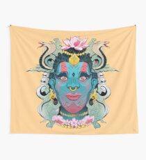 Hindu God Shiva Wall Tapestry