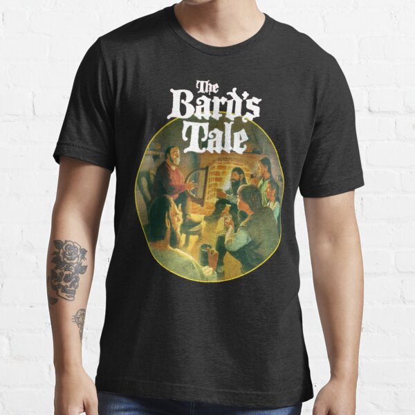 The Bard's Tale C64 Essential T-Shirt