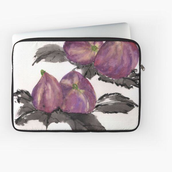 Pairs of Figs  Laptop Sleeve