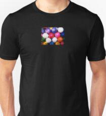 Grunge Gumballs Photographic Art Unisex T-Shirt