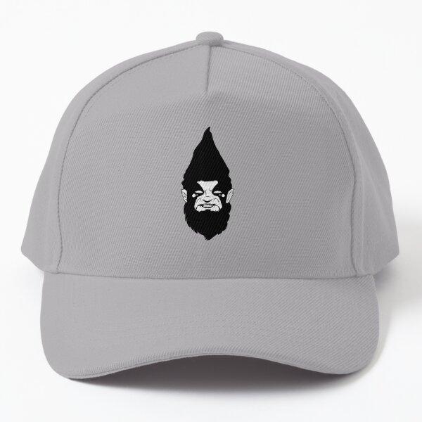 Black Metal Immortal Gnome  Baseball Cap