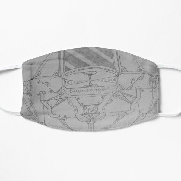 M.I. #6 |☽| General Space Mech Flat Mask