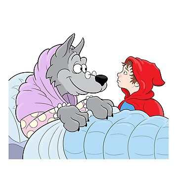 Little Red Riding Hood by davecharlton