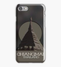 #THAILAND CHIANGMAI iPhone Case/Skin